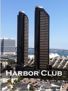 Harbor Club Condos San Diego High Rise