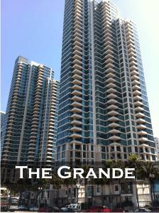 The Grande Condos San Diego High Rise