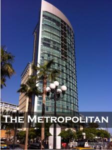 The Metropolitan Condos San Diego High Rise