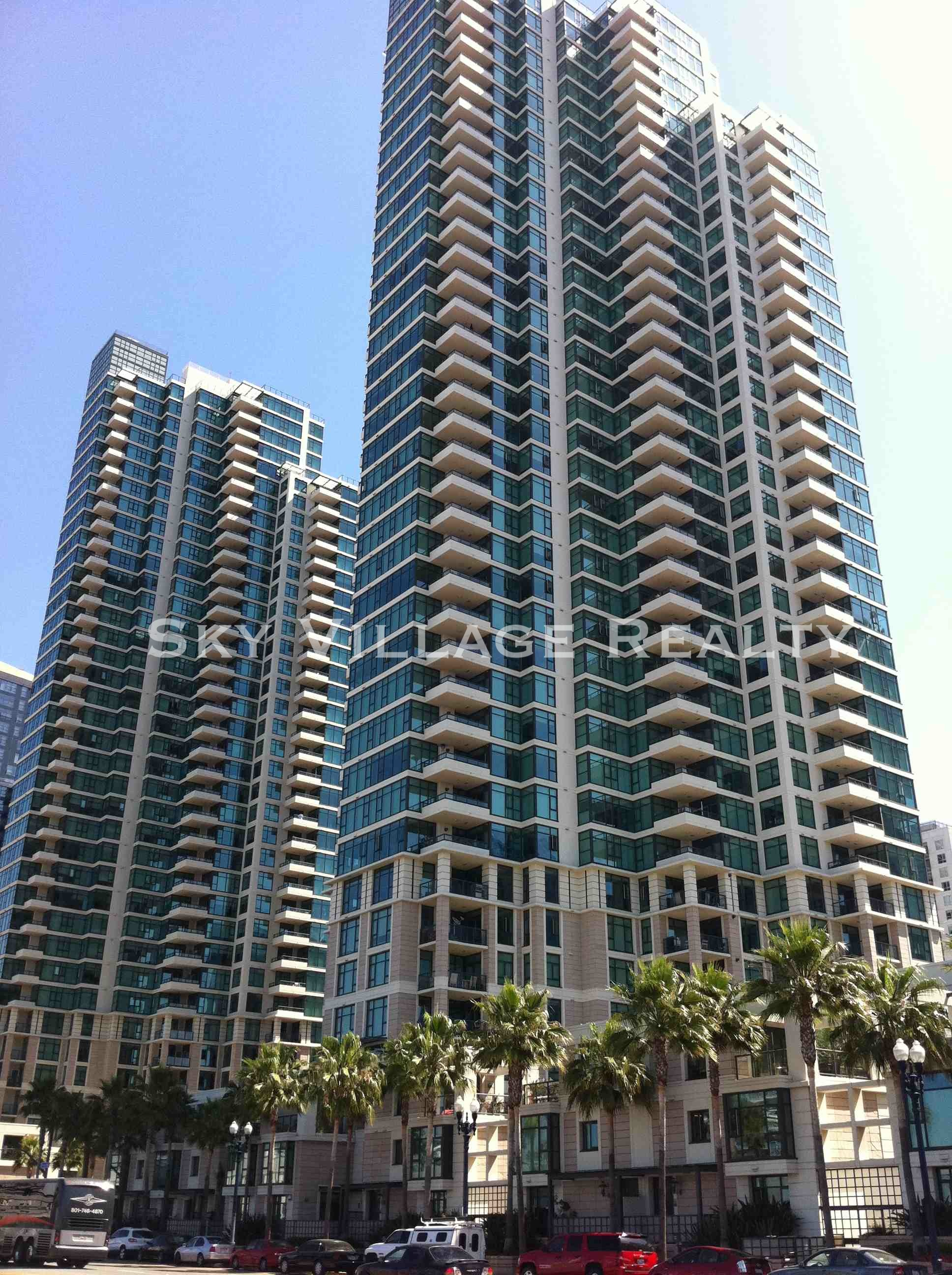 Best luxury high rise condo buildings in downtown san diego - Apartment buildings san diego ...