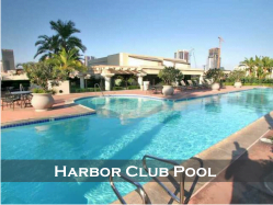 Harbor Club Condos San Diego Pool