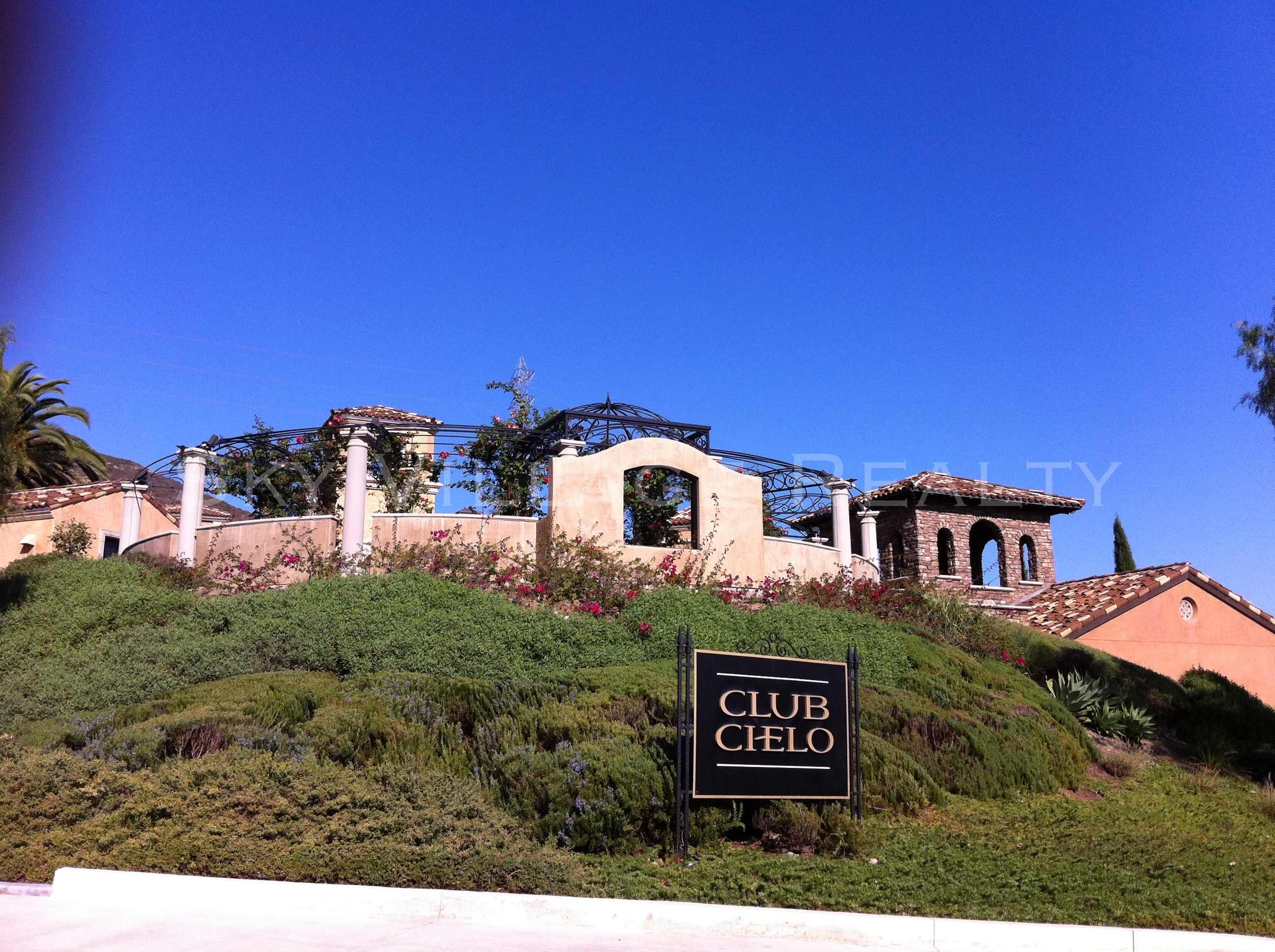 Cielo Homes in Rancho Santa Fe