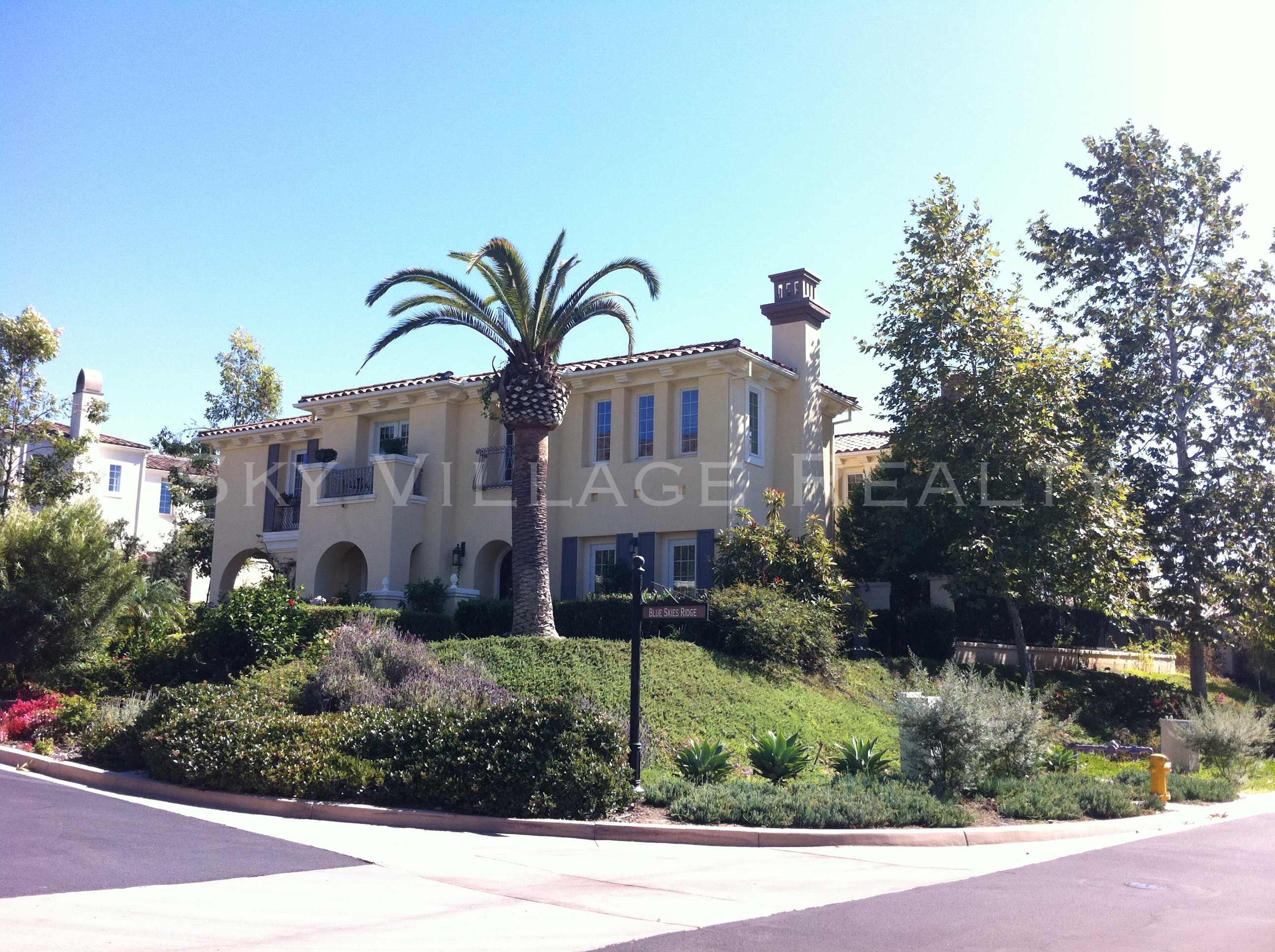 Rancho Santa Fe Homes Sales 2012