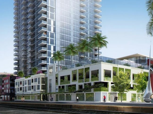 search kettner blvd and ash st pre construction condos San Diego