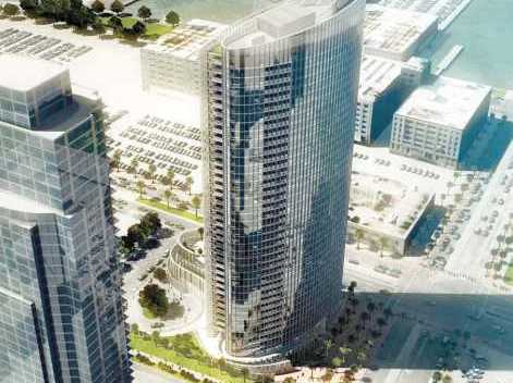 search Pacific Gate Highway and Broadway condos San Diego