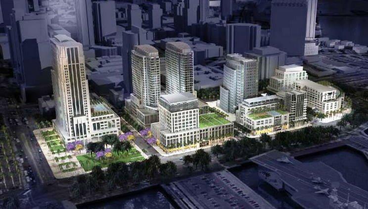 Navy Broadway Complex | Pacific Gateway
