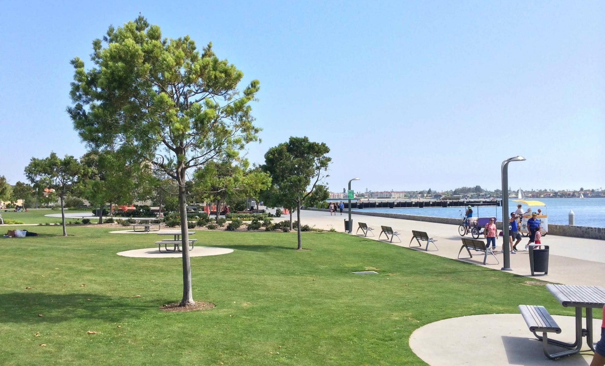 Ruocco Park San Diego Downtown