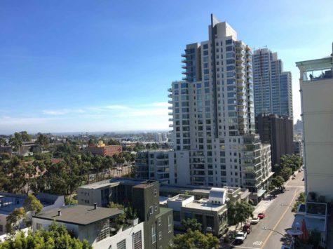 Downtown San Diego Cortez Hill Neighborhood