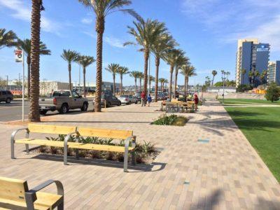 North Embarcadero Plan Downtown San Diego
