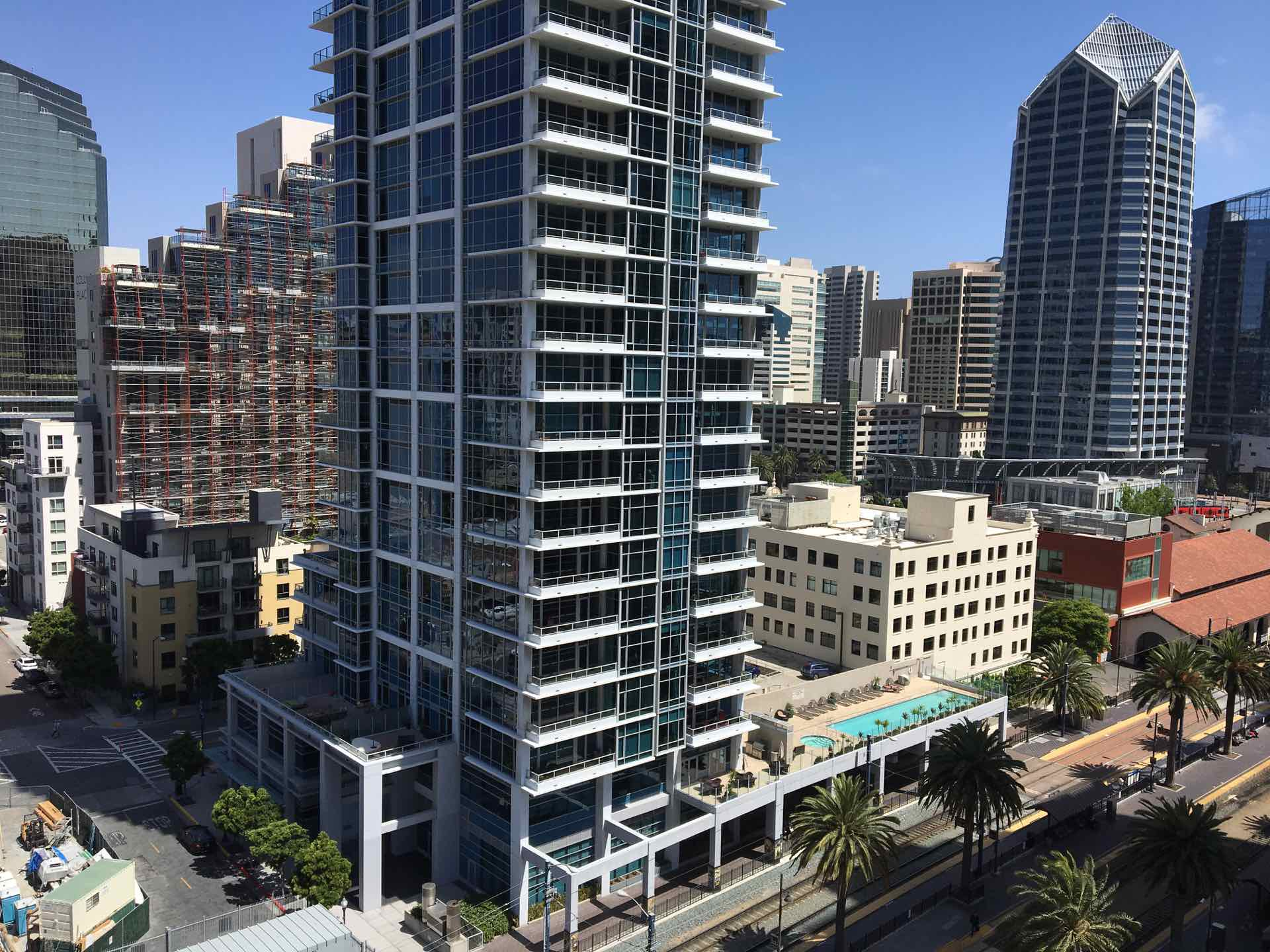 Sapphire Tower Downtown San Diego