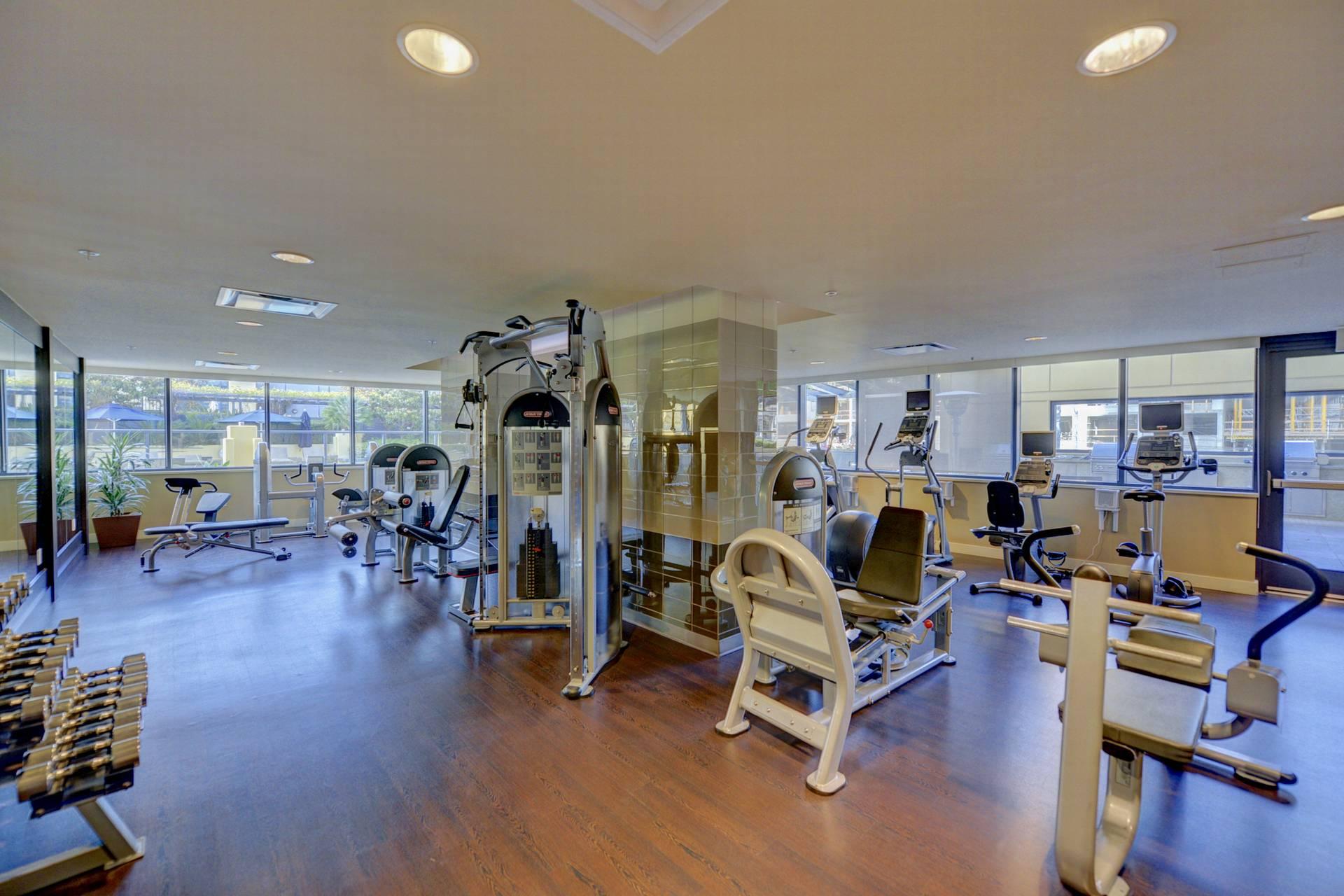 Bayside BOSA San Diego Gym