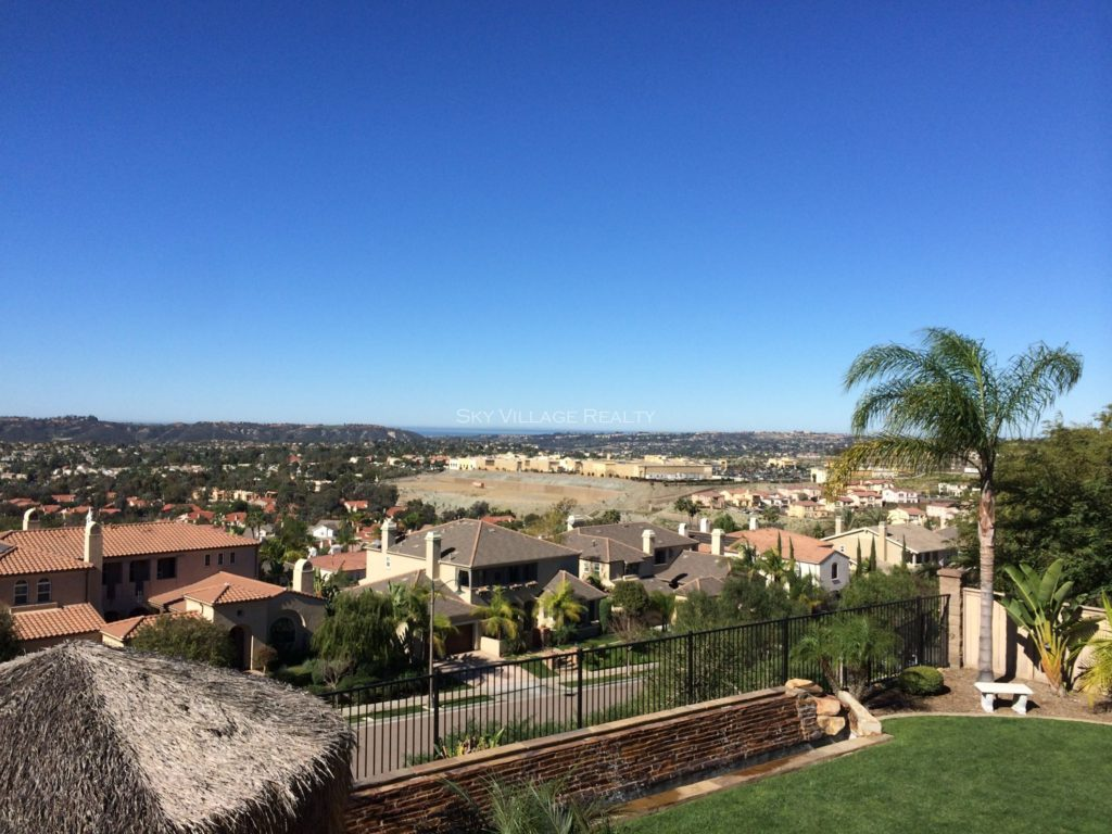 Views from Carlsbad Home
