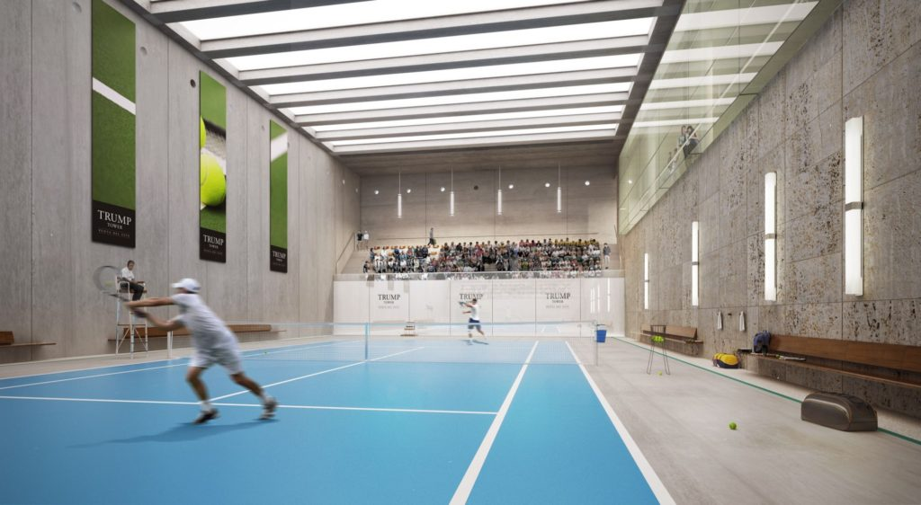 Estadio Tenis