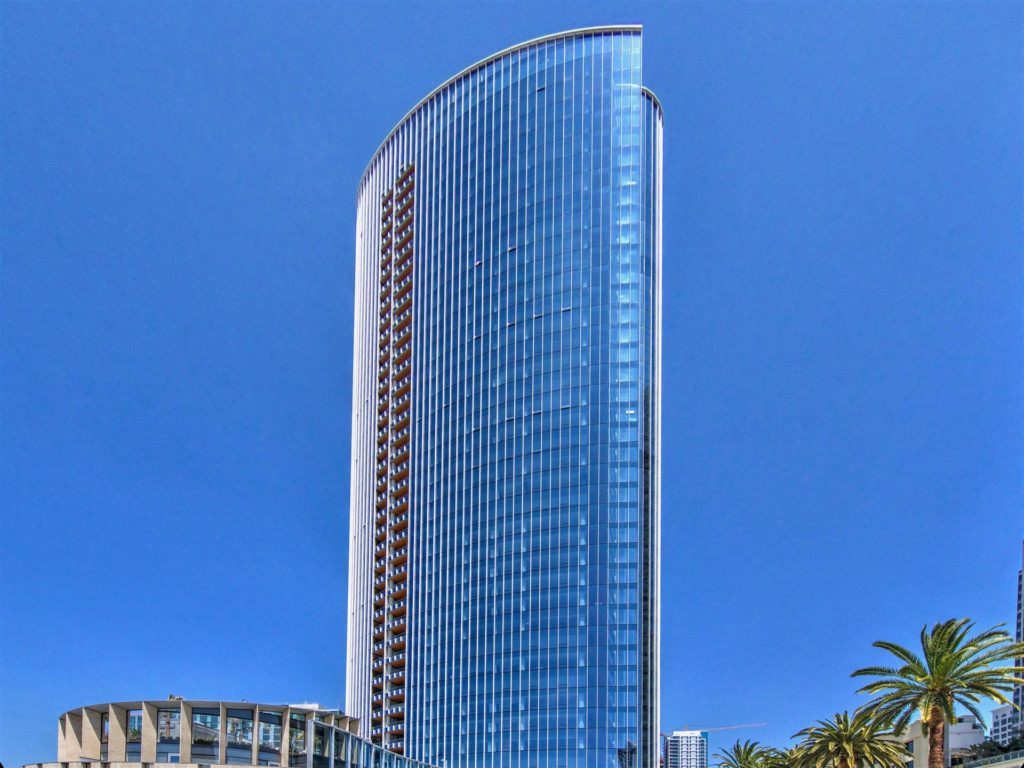 Pacific Gate Condos San Diego