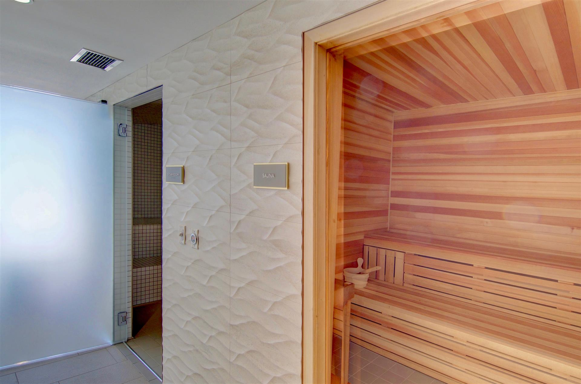 Pacific Gate Sauna & Steam Room