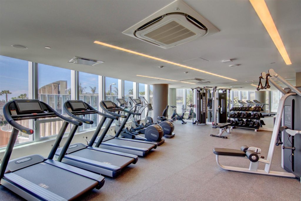Pacific Gate Fitness Center