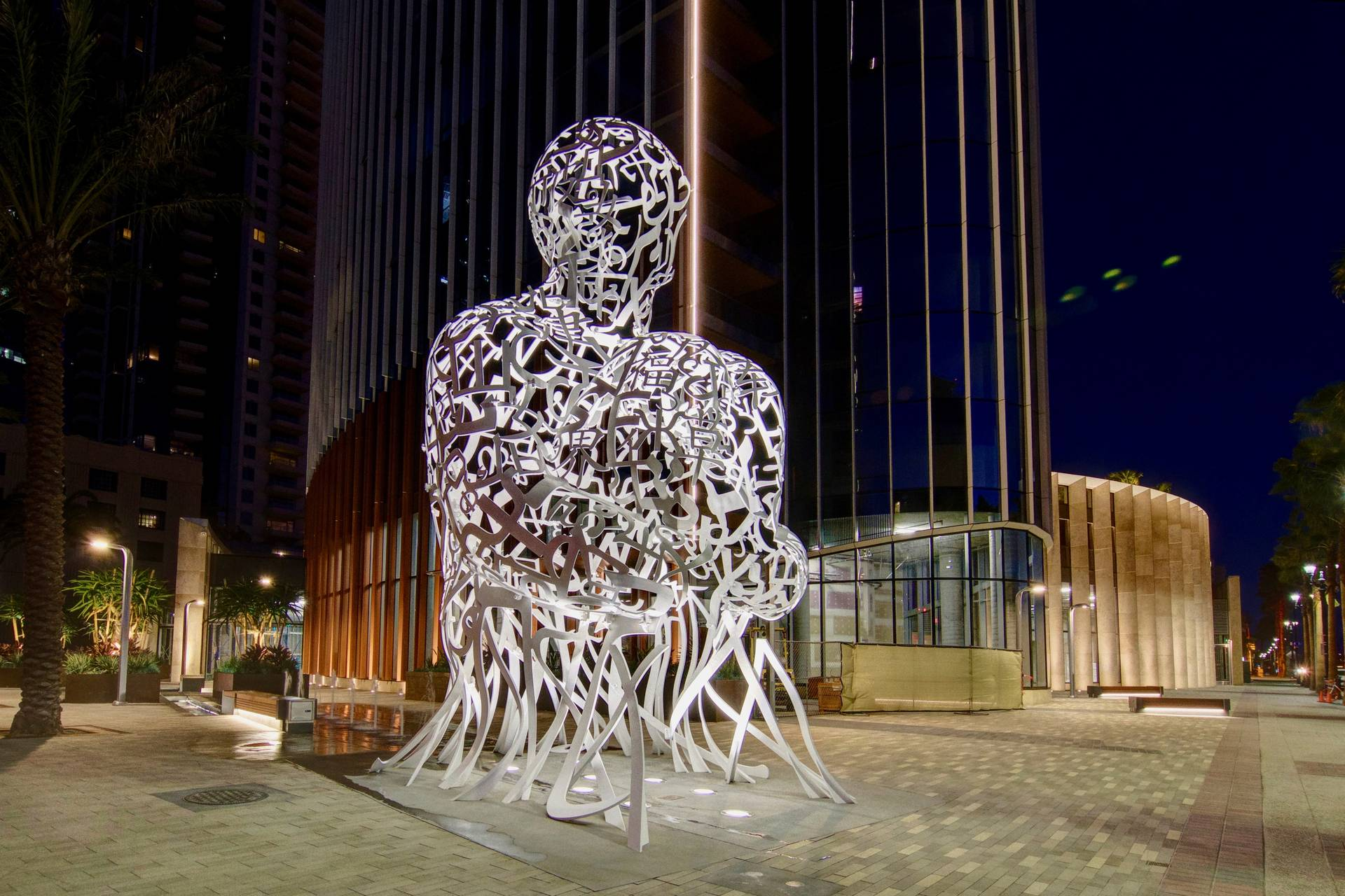 Pacific Gate Street Art by Jaume Plenza