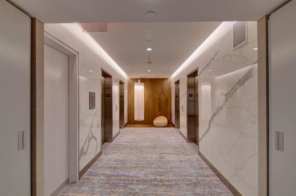 Pacific Gate Floor Hallway