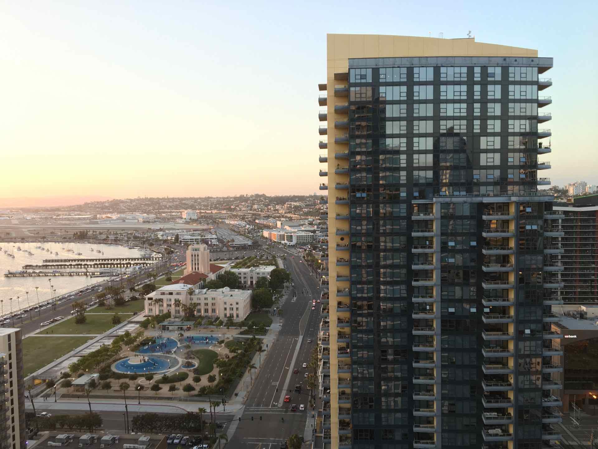 Penthouse Views Bayside San Diego