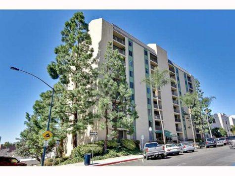 Beech Tower San Diego Condos