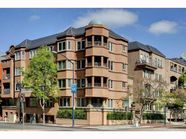 Columbia Place San Diego Condos