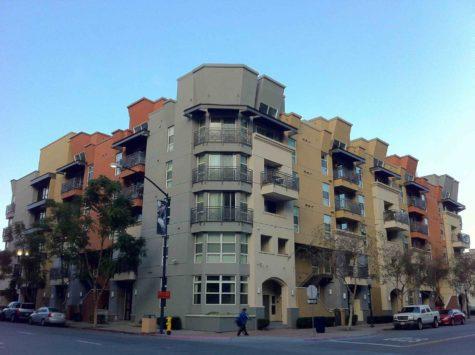Park Blvd San Diego Condos